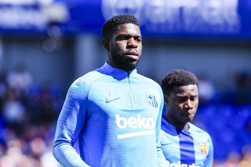 Direction l'Angleterre pour Umtiti ?