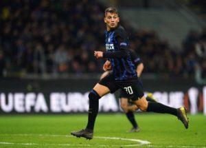 Inter Milan : Sebastiano Esposito sur le départ