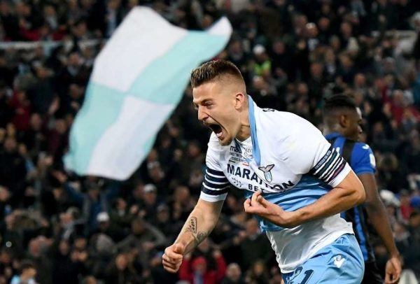 La Lazio veut inclure une clause pour Milinkovic-Savic