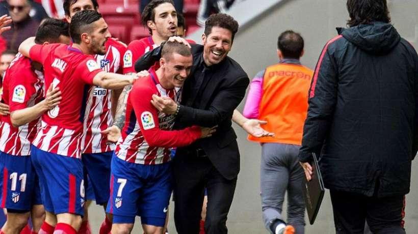 Atletico Madrid : ça se tend avec Antoine Griezmann