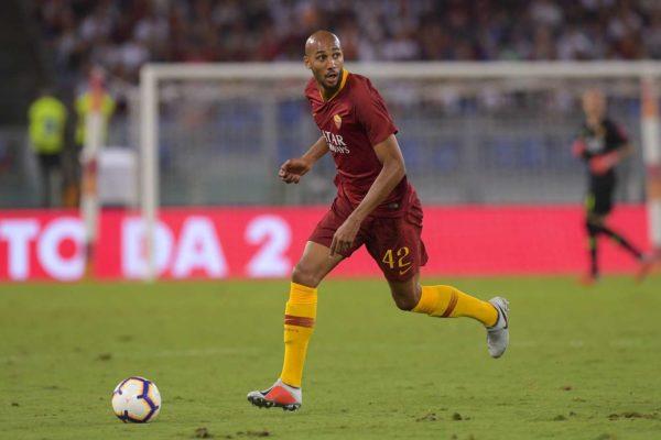 AS Roma : un retour en Espagne pour Steven Nzonzi ?