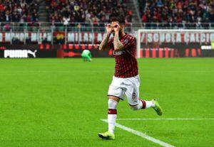 AC Milan : Suso s'éloigne de l'OL