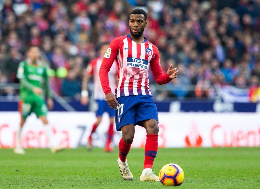 Atletico Madrid : Lemar encore blessé