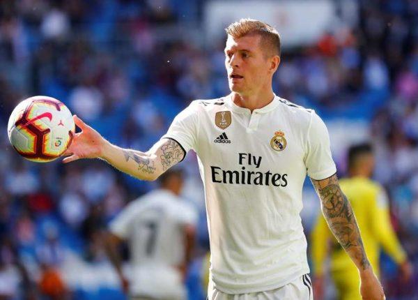 Zidane a lâché sa réponse pour Kroos