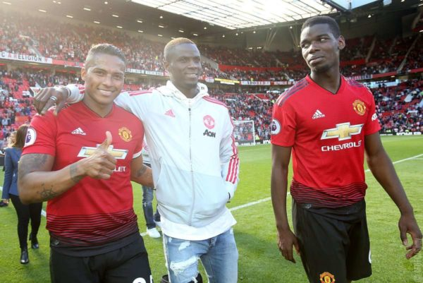 Manchester United : Antonio Valencia fait ses adieux à Old Trafford