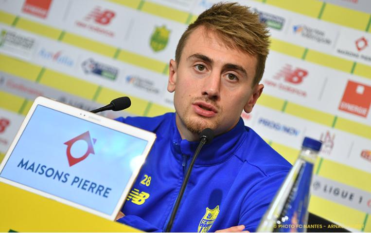FC Nantes : direction l'Italie pour Rongier ?