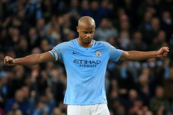 Manchester City : le dernier coup d'éclat de Kompany