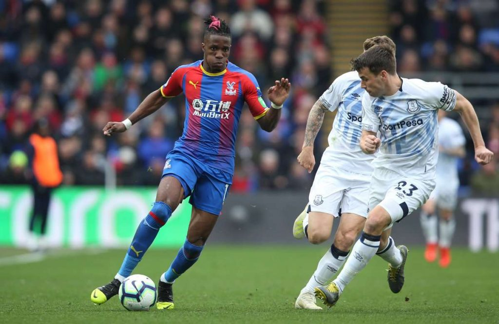 Crystal Palace : Wilfried Zaha veut partir !