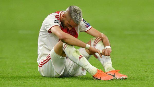 Ligue des Champions : les excuses d'Hakim Ziyech après l'élimination de l'Ajax
