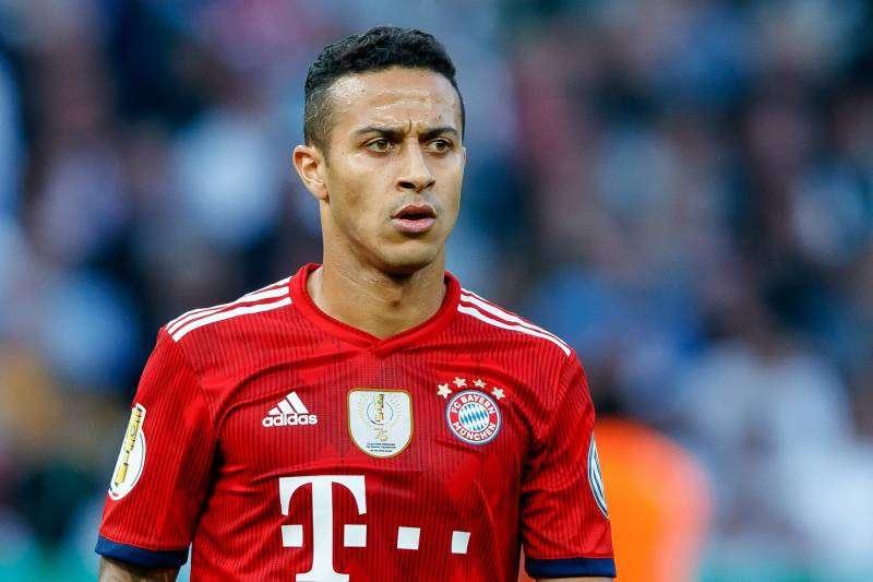 Bayern Munich : Thiago Alcantara va prolonger !