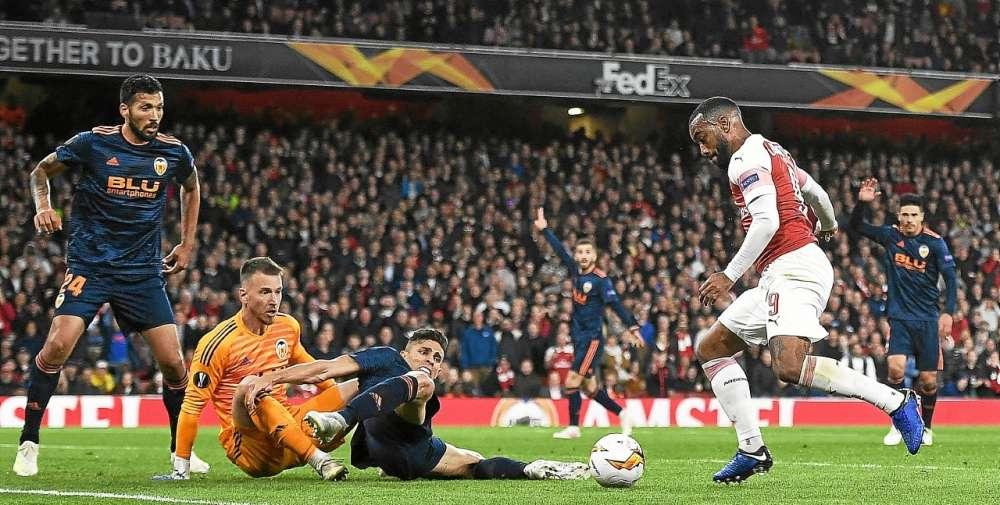 Racisme : un nouvel incident lors de la rencontre Arsenal-Valence