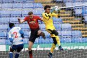 Manchester United et Arsenal ciblent un jeune portier anglais