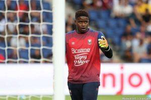 SM Caen : une piste en Ligue 1 pour Brice Samba