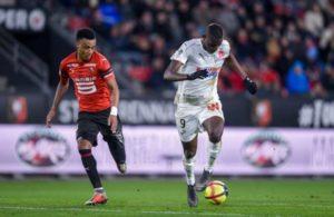Tottenham vise un attaquant d'Amiens