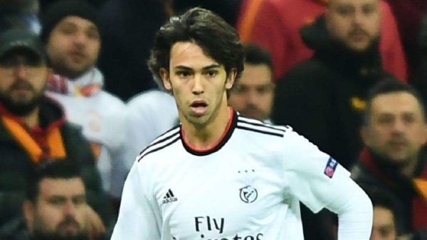 Officiel : l'Atletico Madrid s'offre les services de Joao Felix !
