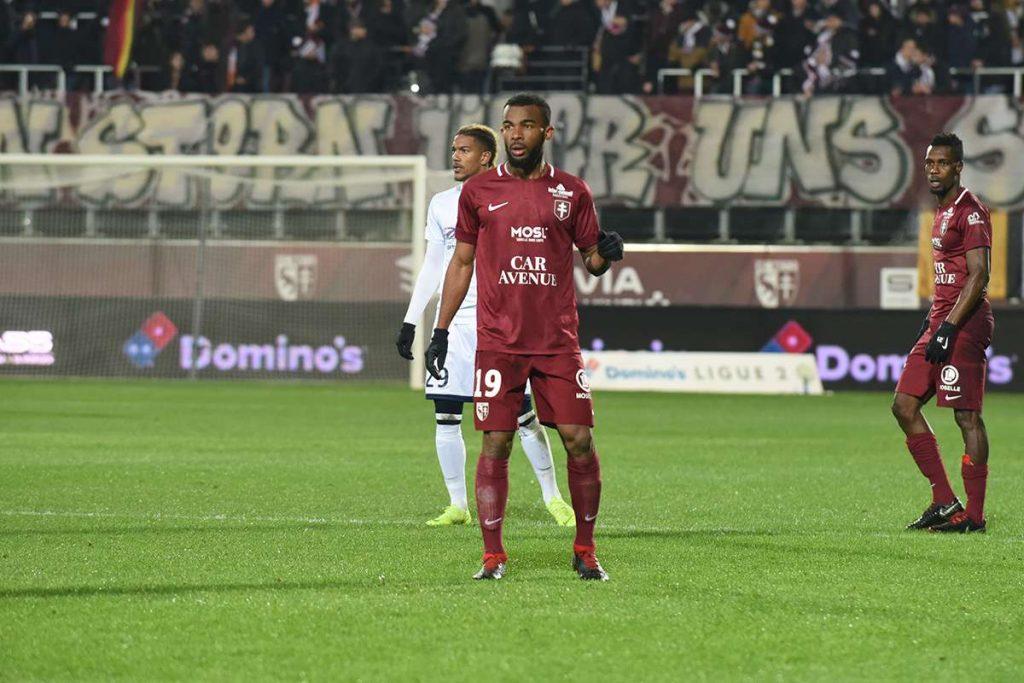 Maïga ne rejouera plus pour Saint-Etienne