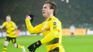 Dortmund : Mario Götze surveillé par un cador de la Serie A