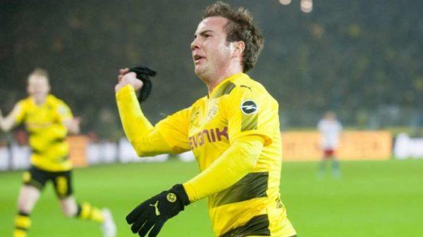 Dortmund : ça discute avec Mario Götze