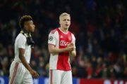 Real Madrid : trois joueurs de l'Ajax dans le viseur