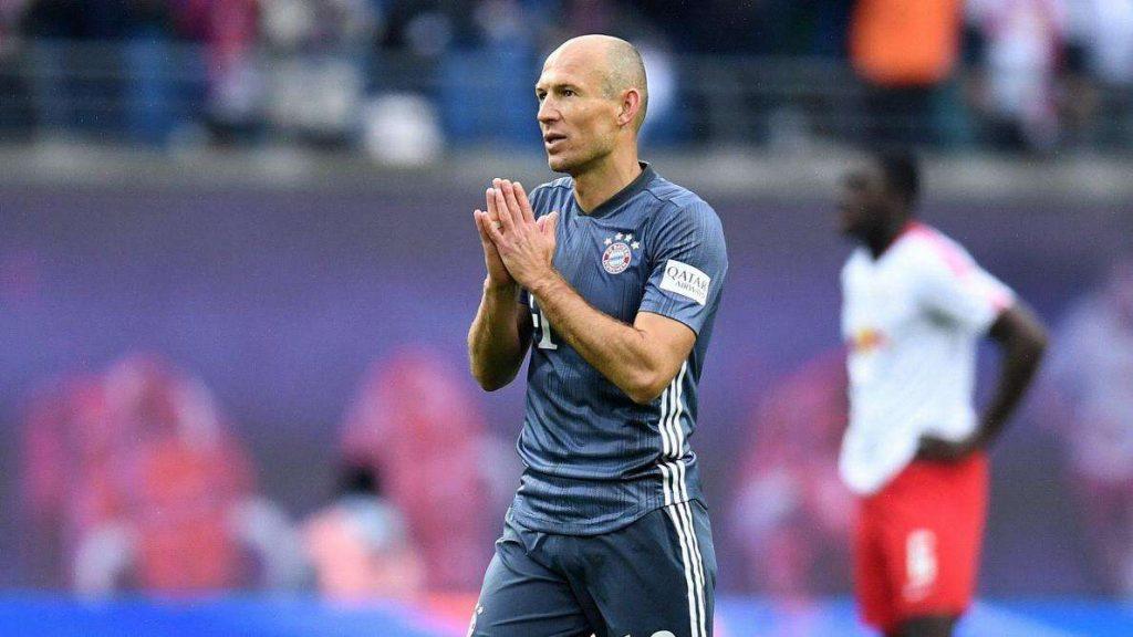 Bayern : Robben écarte une destination