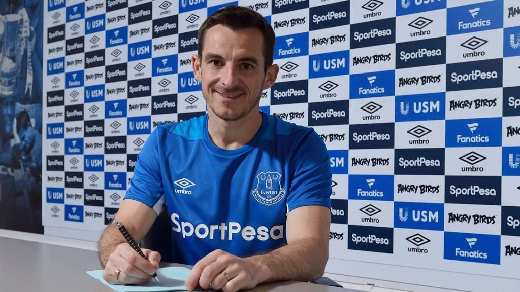 Officiel : Leighton Baines prolonge à Everton