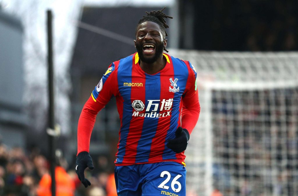 Officiel : Bakary Sako va quitter Crystal Palace