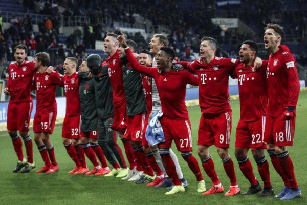 Officiel : le joueur de la saison du Bayern Munich dévoilé !