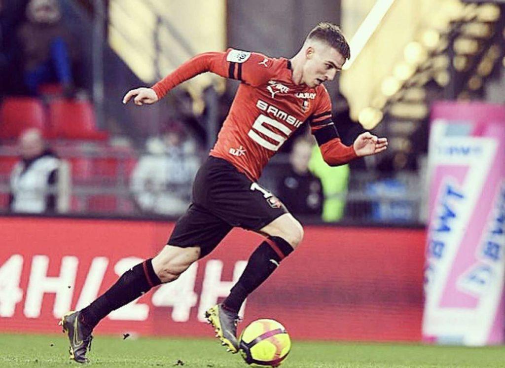 L'AS Monaco recalé pour un Rennais