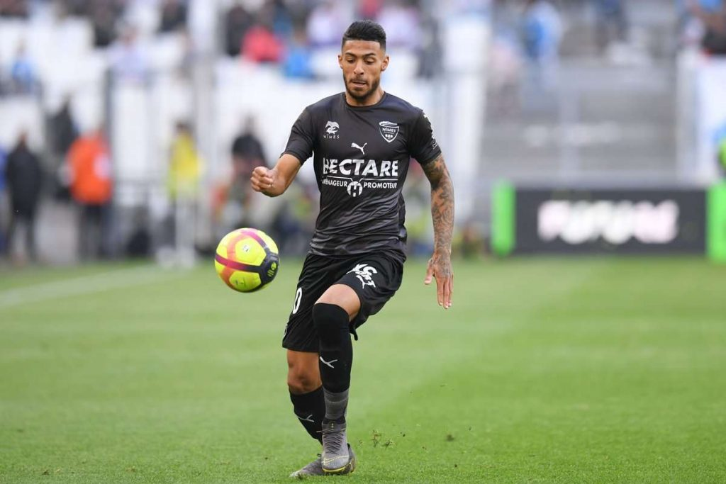 ASSE : accord avec Denis Bouanga