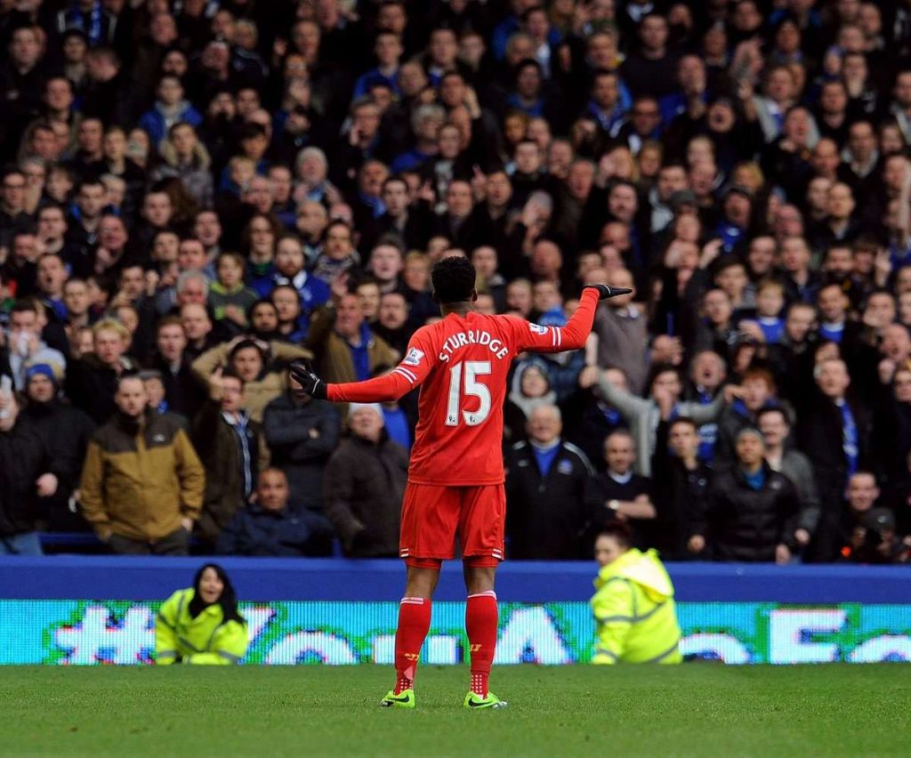 Liverpool : le message d'adieu de Daniel Sturridge
