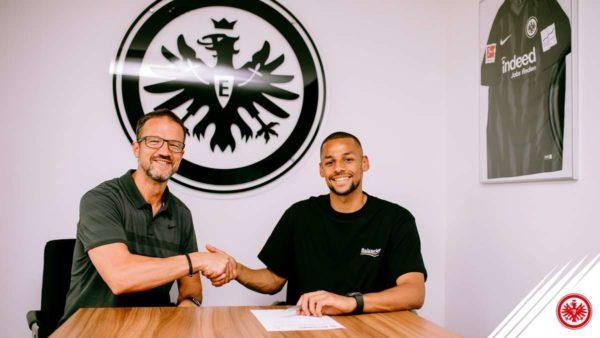 Officiel : l'Eintracht Francfort recrute Djibril Sow