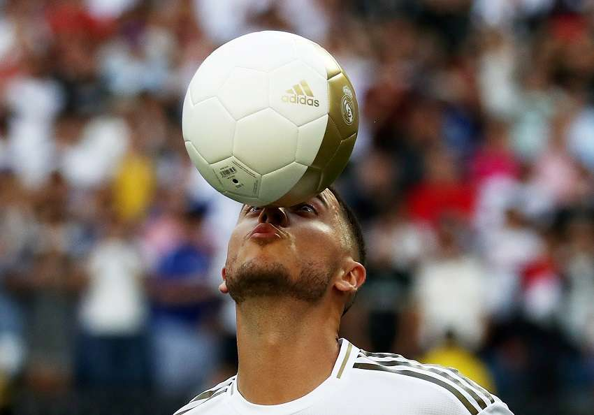 Real Madrid : Eden Hazard réalise son rêve