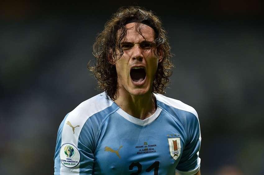 L'Inter Milan suit toujours Cavani