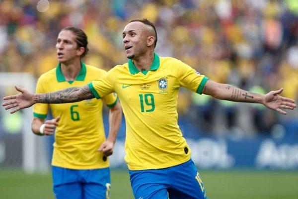 Arsenal : un international brésilien dans le viseur