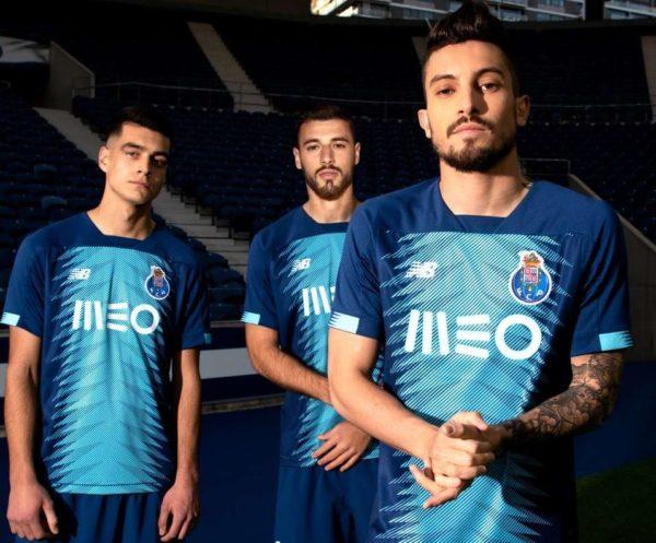 FC Porto : le maillot third 2019/2020 dévoilé