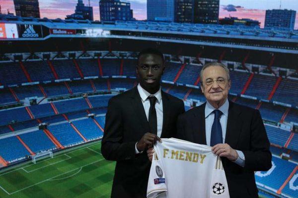 Real Madrid : retour sur la présentation de Ferland Mendy