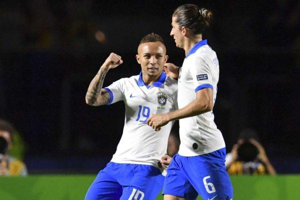 Flamengo accélère pour Filipe Luis