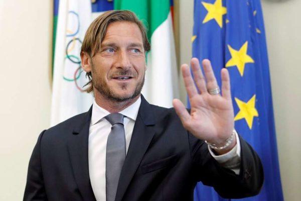 Officiel : Francesco Totti quitte ses fonctions de dirigeant de l'AS Roma