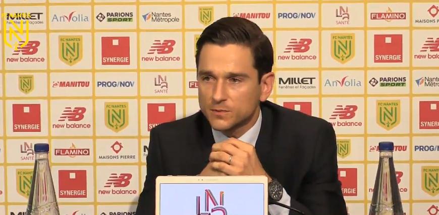 FC Nantes : Waldemar Kita prépare sa sortie