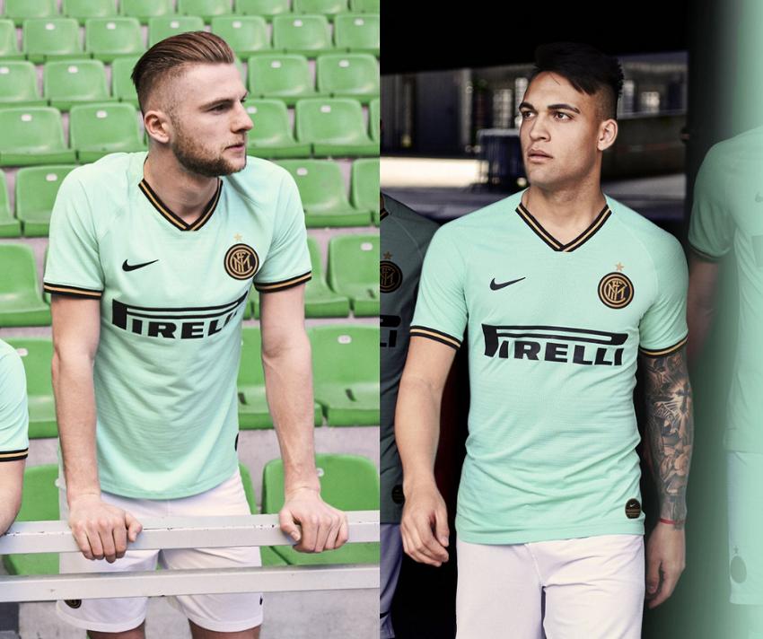 Inter : le maillot extérieur 2019/2020 dévoilé