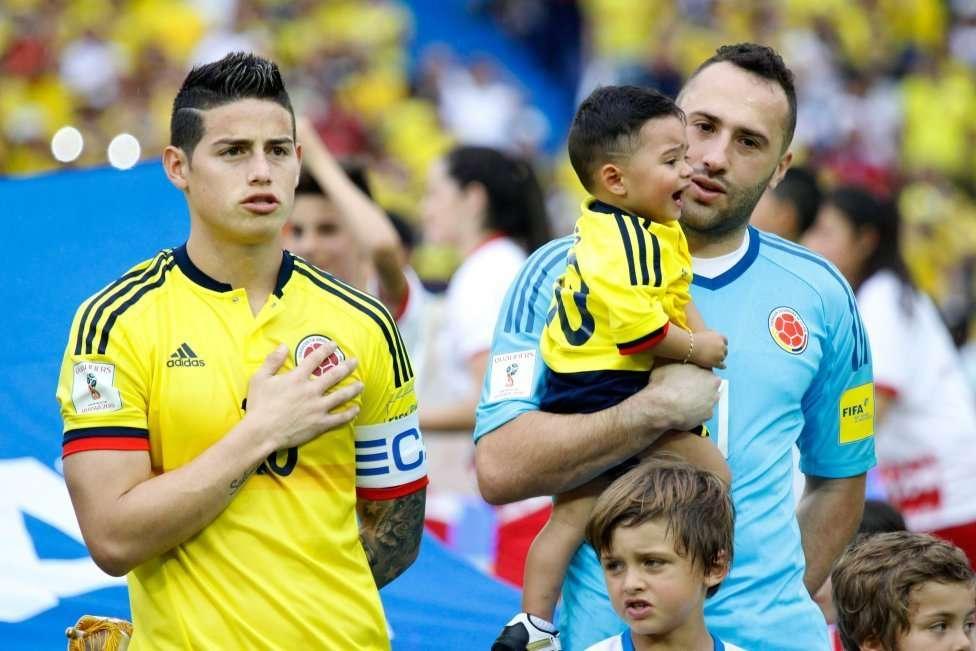 James Rodriguez poussé vers Naples par son ex beau-frère