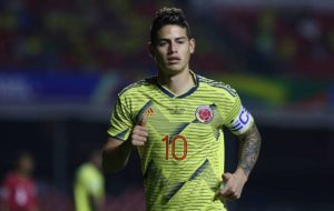 Real Madrid : une touche anglaise pour James Rodriguez