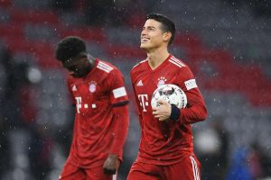 Real Madrid : rebondissement dans le dossier James Rodriguez ?
