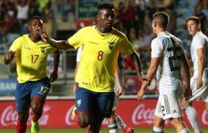 Man City cible un jeune équatorien
