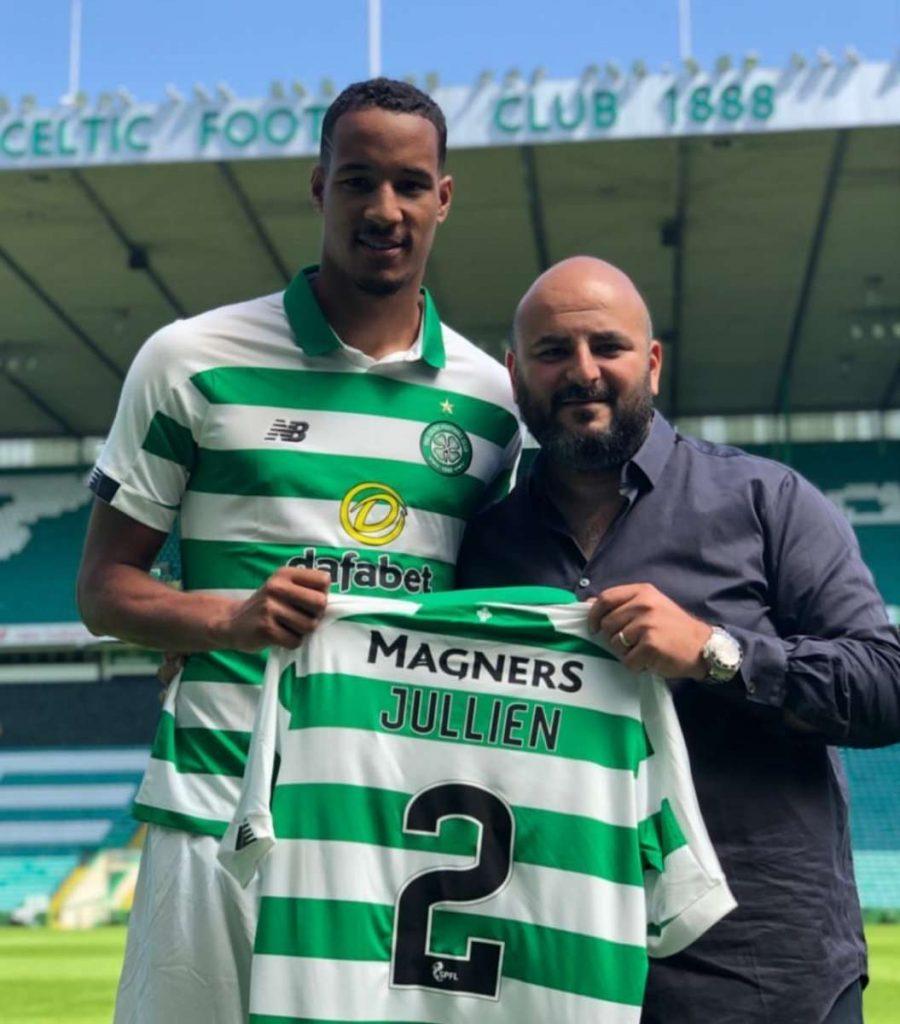 Officiel : Christopher Jullien signe au Celtic Glasgow