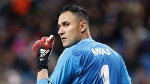 Real Madrid : Keylor Navas a deux touches au Portugal