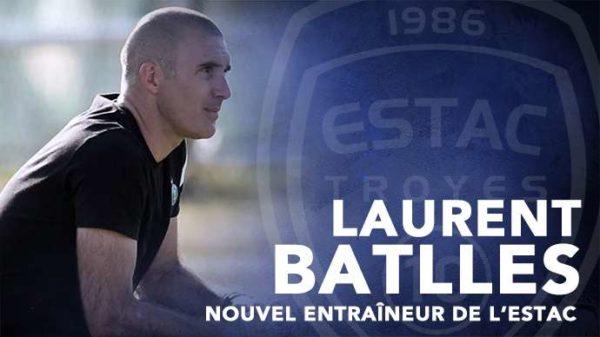 Officiel : Laurent Batlles coach de l'ESTAC
