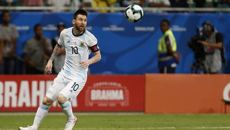 Copa América : Messi n'abdique pas et croit encore aux chances de l'Argentine