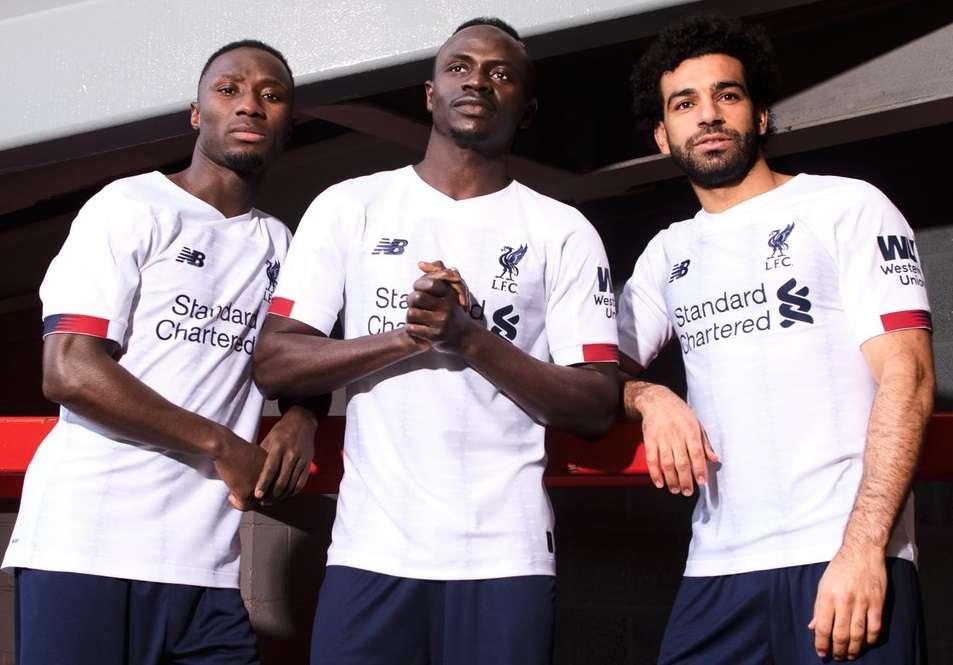 Liverpool : le maillot extérieur 2019/2020 dévoilé