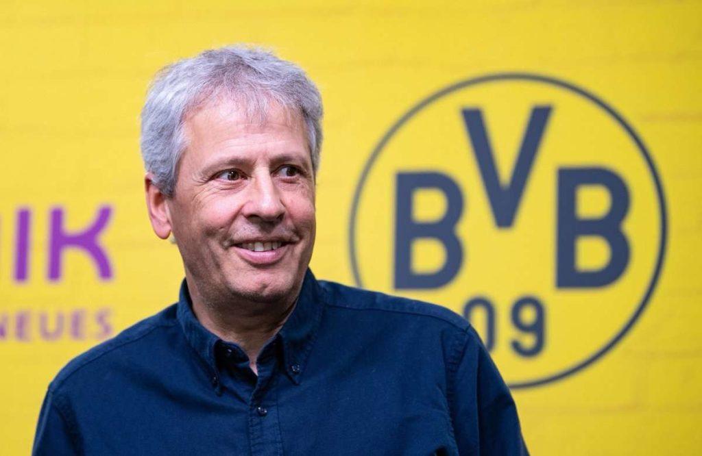Lucien Favre menacé à Dortmund ?